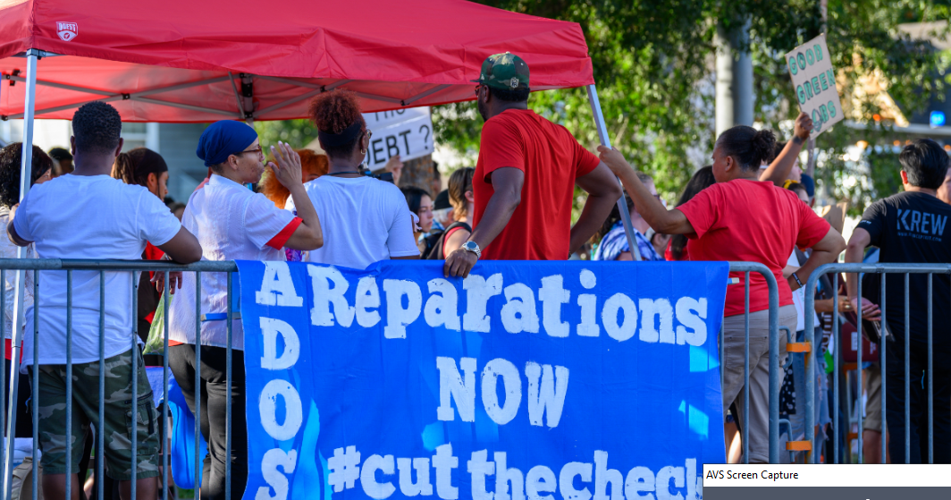 The time is now to pay African Americans the Reparation owed to them