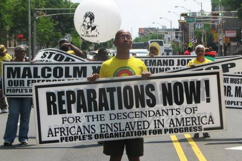 New Black Media Adamant that Reparation Debt be paid in Cash